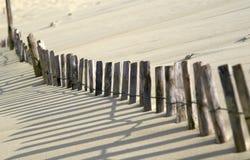 Dune de sable Photos stock