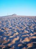 Dune de sable d'Arcachon Photo libre de droits
