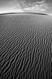 Dune de sable de Death Valley Photographie stock libre de droits