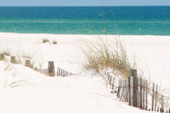 Dune de sable principale de Perdido Photographie stock libre de droits