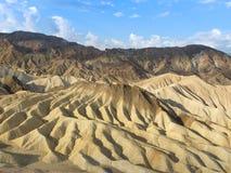 Dune della montagna Immagine Stock