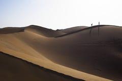 Dune di Maspalomas Immagini Stock