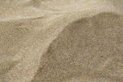 Dune di sabbia fotografia stock