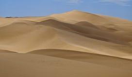 Dune di sabbia imperiali, California Fotografia Stock