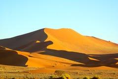 Paesaggi africani del sud Fotografie Stock