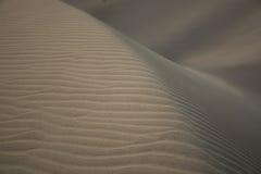 Dune di sabbia, strutture differenti, Maspalomas, Gran Canaria Immagine Stock Libera da Diritti