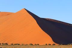 Dune di Sossusvlei Fotografia Stock Libera da Diritti