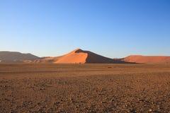 Dune di Sossusvlei immagini stock libere da diritti