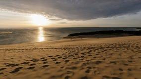 Dune du Pilat Imagenes de archivo