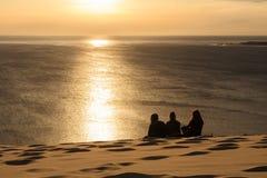 Dune du Pilat Imagen de archivo