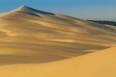 Dune du Pilat-Bassin d'Arcachon Stock Afbeelding