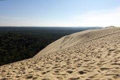 Dune du Pilat Stock Photo