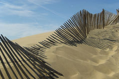 Dune du Pyla 08 Royalty-vrije Stock Foto