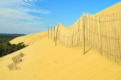 Dune du Pyla Royalty Free Stock Photos