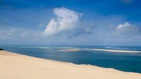 Dune du Pyla Royalty-vrije Stock Afbeelding