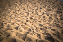 Dune du Pyla - het grootste zandduin in Europa, Aquitaine, Frank Royalty-vrije Stock Afbeelding