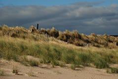 Dune irlandesi Fotografie Stock