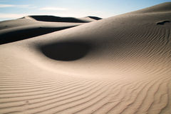 Dune Landscape Stock Photography