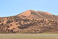 Dune landscape near Sesriem Stock Photo