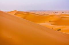 Dune layers Stock Photo