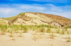 Dune in Lituania Fotografia Stock