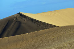 Dune Maspalomas Stock Photography