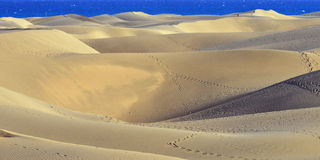 Dune Maspalomas Royalty Free Stock Photos