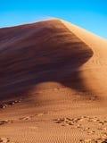 Dune. 45 in Namib Naukluft Park, Sesriem, Namibia Stock Photo