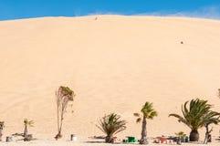 Dune 7 near Walvis Bay Stock Photo