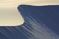 Dune patterns Stock Image