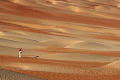 Dune Photographer Stock Photos