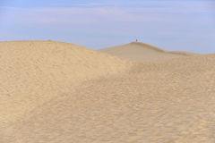 Dune of Pilat in France Stock Photo