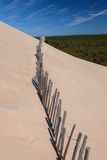 Dune of Pilat,  France Stock Photo