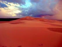 Dune of Pilat Stock Photos
