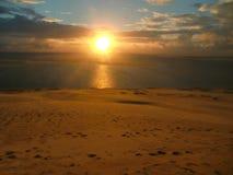 Dune of Pilat Stock Image