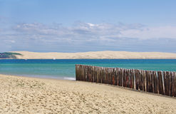 Dune of Pilat Royalty Free Stock Image