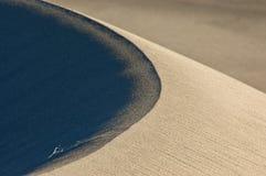 Dune Ridge Stock Photo