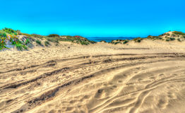 Dune by the sea Royalty Free Stock Photography