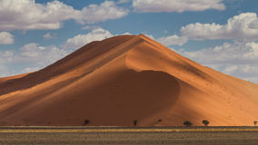 Dune 45 at the Sossusvlei National Park. Namibia, Africa Stock Photo