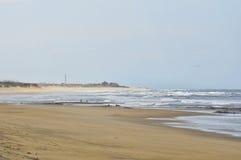 Dune sur le nord du Portugal Photo libre de droits