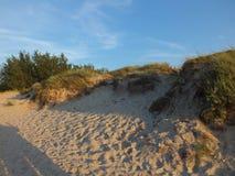 Dune in Sventoji Stock Photo