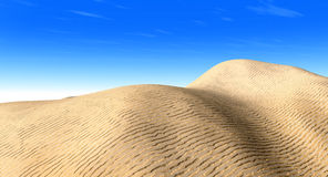 Dune3 Royalty Free Stock Image