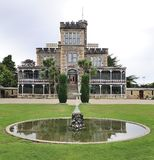 Dunedin Castle Stock Images