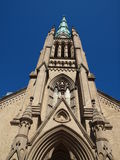 Dunedin cathedral Royalty Free Stock Photo