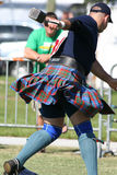 Dunedin Highland Games 2008 Stock Photo