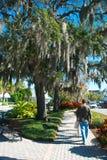 Dunedin, la Floride Photos libres de droits