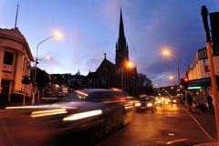Dunedin, Nueva Zelanda Fotografía de archivo libre de regalías