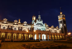 Dunedin Railway Station Stock Image
