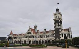 Dunedin stacja kolejowa zdjęcia stock