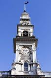 Dunedin-Stadt-Uhr Stockfoto